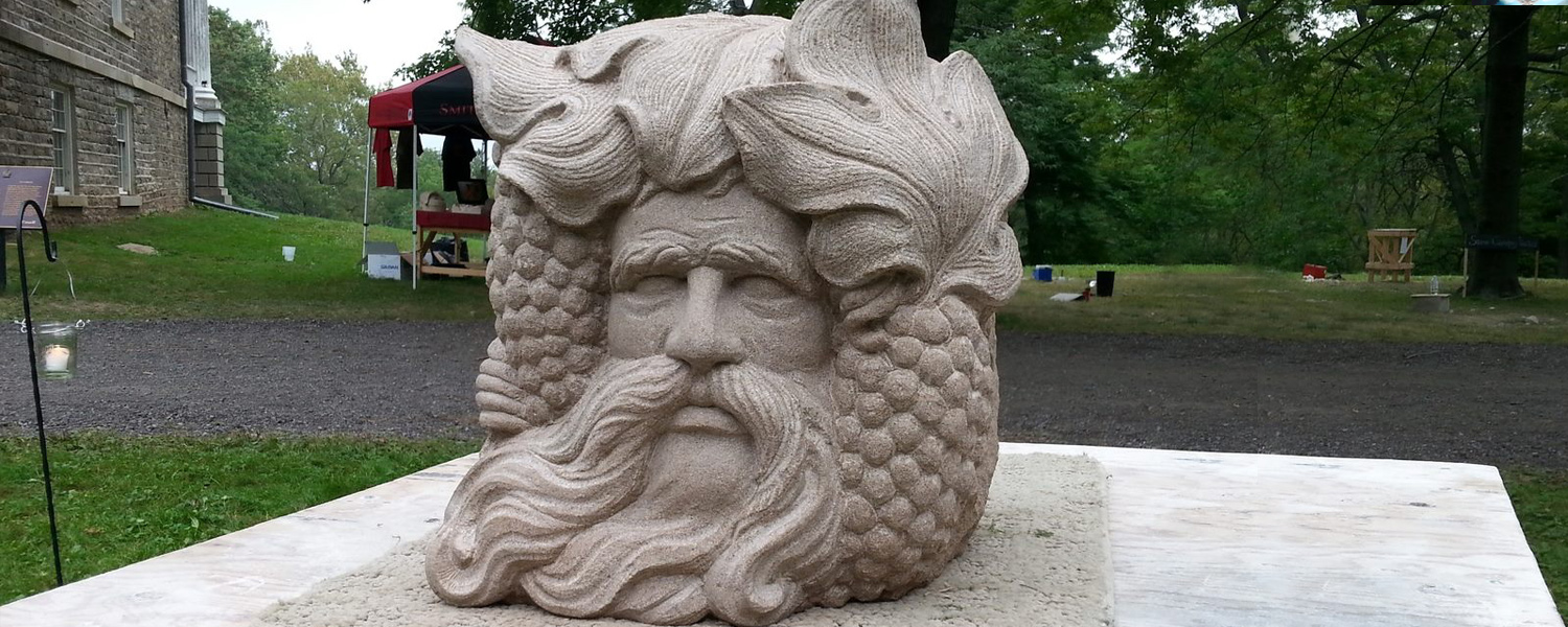 Canadian stone carving festival